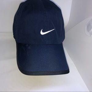Nike Featherlight Dri-fit Dark Blue Cap OSFA